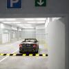 Подземный паркинг в ЖК