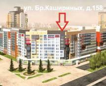 Братьев Кашириных, 158