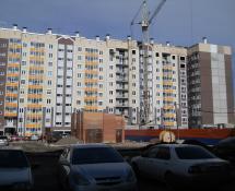 ЖК Сосновоборск, д.1