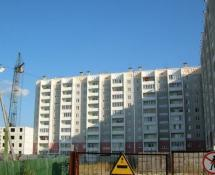 ЖК по ул. Боровская