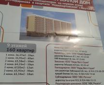 ЖК по улице Мординова