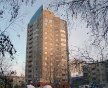 ЖД на ул. Мурманская