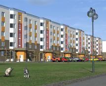 Новый квартал Бекасово