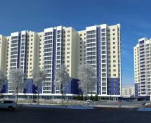 Жилой комплекс «АдмиралЪ»