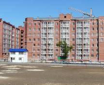 ЖК ул. Больничная, 8в