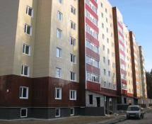посёлок Большевик