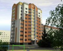 ЖК по улице  Хевешская