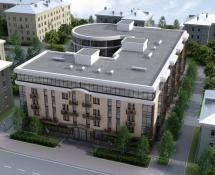 Приморский пр., дом 43