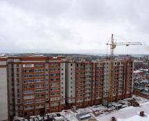 ЖК на улице Свердлова