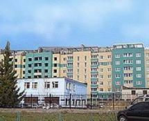 ЖК по улице Озерная
