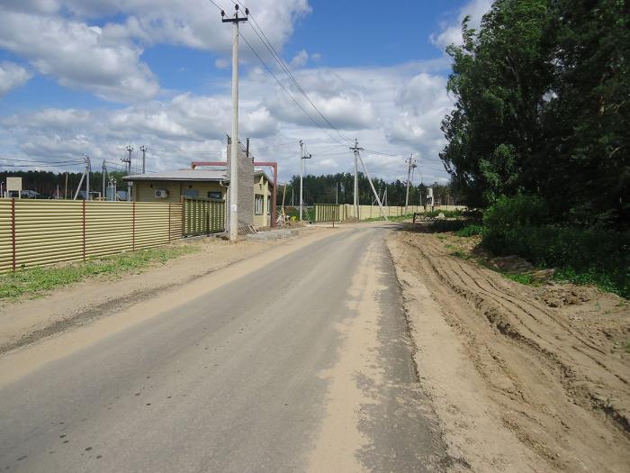 Территория под строительство КП «Купавна Life»