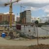 Возведение стен в ЖК «Москва А101»