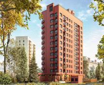 Программа реновации: в Нагорном построят жилой дом на 66 квартир